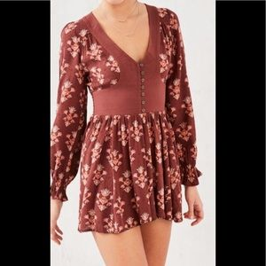 Perfect for FALL Romper!